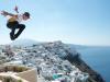 Главное событие в мире паркур-фрирана возвращается на греческий остров Санторини!