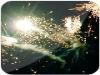 Празднование Нового года 2012