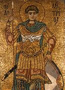 Св. Дмитрий Солунский